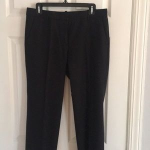 J Crew Ladies Cafe Trousers
